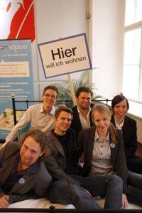 (c) zoomsquare: Ein Foto vom Launchtag beim Wiener Startup.