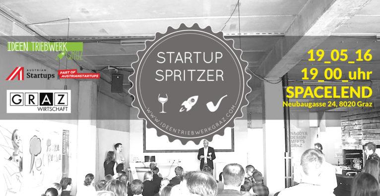 Startup Spritzer #17
