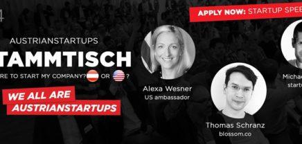 Austrian Startups Stammtisch #34