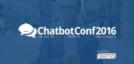 ChatbotConf 2016