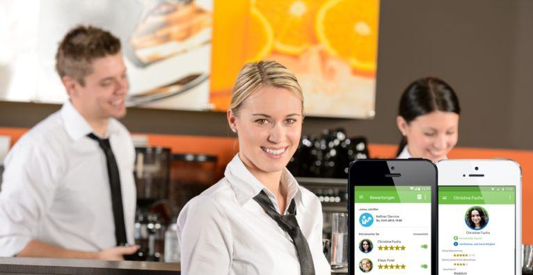 JobCheck App: Erste Hilfe bei Personalengpass