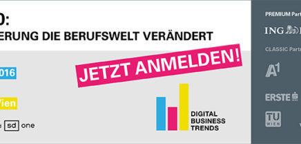 Arbeiten 4.0 – Wie Digitalisierung Berufswelt verändert