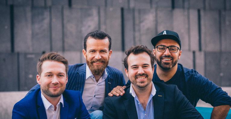Eliteclub für Privatinvestoren: Ali Mahlodji und Bernd Litzka an Bord