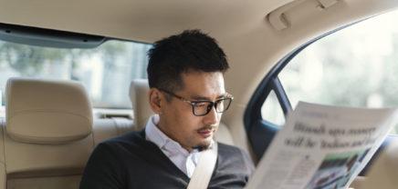 """Uber-Österreich-Chef Weinberger: """"Wir sind Paradebeispiel für Digitalisierung"""""""