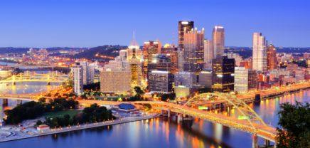 Phönix aus der Asche: Stahlstadt Pittsburgh neues Silicon Valley?