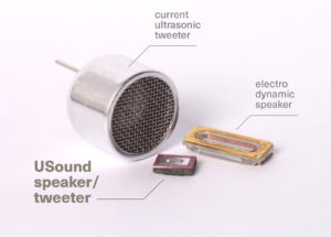 (c) USound - Kleiner, energieffezienter und mit besserer Tonqualität - wird sich der Lautsprecher auch auf dem Weltmarkt durchsetzen?