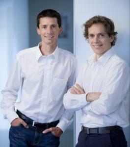 (c) Up to Eleven: Martin Pansy (r.) mit Bruder Jürgen. Durch die engen Familienbande könnte Up to Eleven ein Leben lang halten.