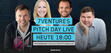 JETZT ab 18 Uhr: Brutkasten-Livestream vom 7Ventures Pitch Day