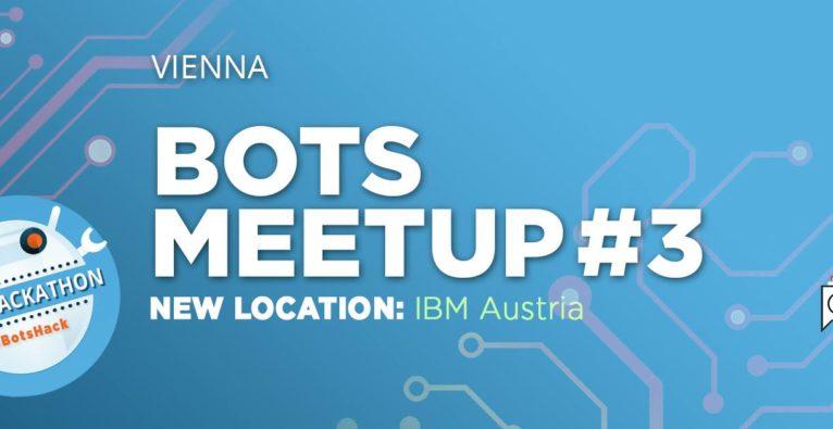 Vienna Bots Meetup #3
