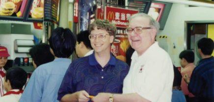 Milliardärs-Freunde: Bill Gates verrät, was er von Warren Buffett gelernt hat