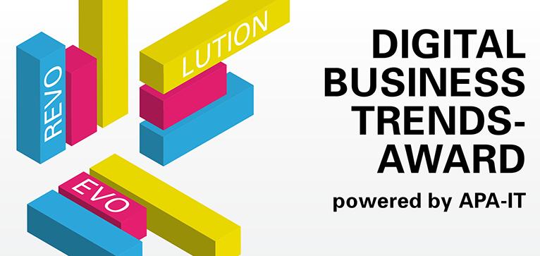 Jetzt bewerben: Evolution und Revolution beim Digital Business Trends Award
