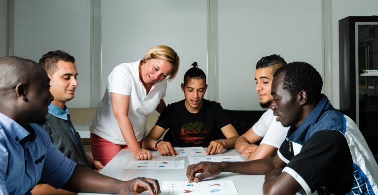 Deloitte: Unternehmen und Startups für Flüchtlings-Integration