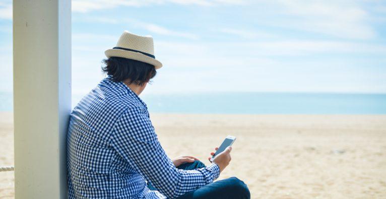 Wenn Gründer Urlaub machen