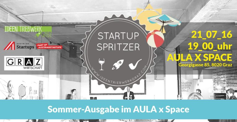 Startup Spritzer #19