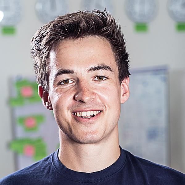 (c) codeship: Founder und CEO Moritz Plassnig
