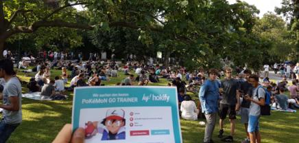 Hokify: 26.000 Interessenten für Job als Pokémon Trainer