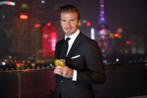 (c) Facebook David Beckham