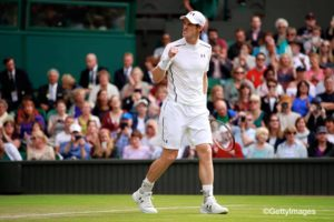 (c) Facebook Andy Murray