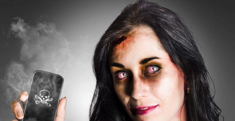 Studie: 1,8 Millionen Zombies im App-Store