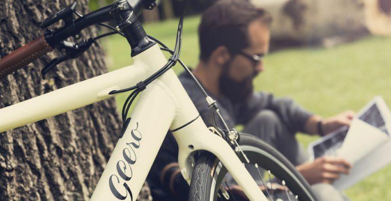 """""""Geero"""": Steirer Startup läutet neue E-Bike Zeitrechnung ein"""