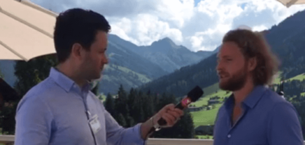 LIVE aus Alpbach mit Christoph Richter der Co-Founder von zoomsquare.com.