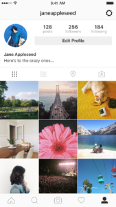 (c) Instagram