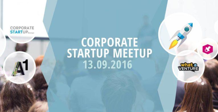 Corporate Startup Meetup Vienna:  Über Hipster und Großkonzerne