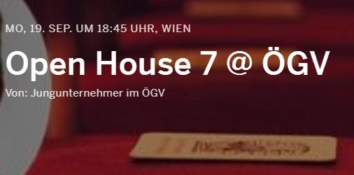 Open House 7 @ ÖGV