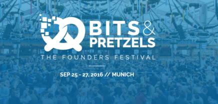 Bits & Pretzels: Networking bei Bier und Weißwurst