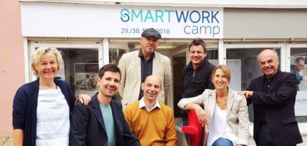 Smartwork-Camp: Die Zukunft der Arbeit gemeinsam gestalten