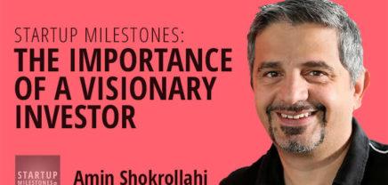 Startup-Milestones #14: Amin Shokrollahi von Kandou Bus