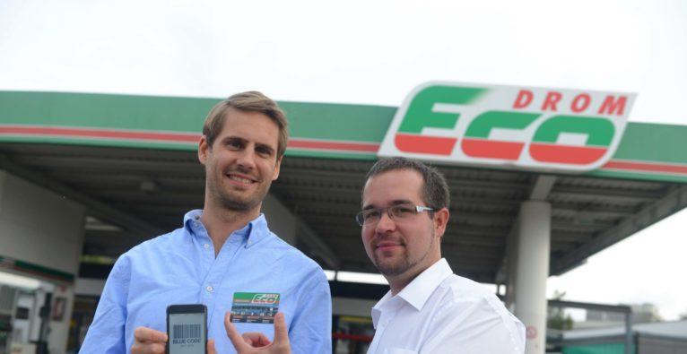 Blue Code: Auch an der Tankstelle mit dem Smartphone zahlen