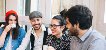 Der Grund der Gründung: 4 Founder erzählen ihre Geschichte