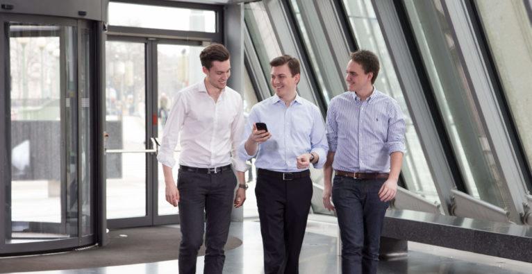 """Helferline: Mit dem """"Uber-Konzept"""" technische Probleme von Kunden lösen"""