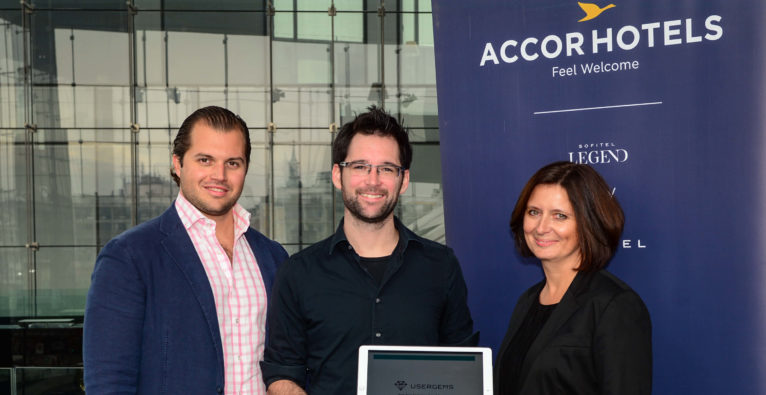 Innovation to Company: UserGems zeigt Accor, was die Hotelgäste wollen