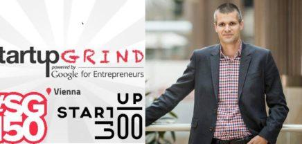 Startup Grind Vienna hosts Michael Eisler (startup300, wappwolf)