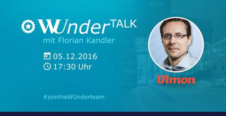 WUndertalk mit Florian Kandler