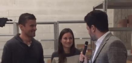 LIVE: Petra Dobrocka, CMO und Christoph Krofitsch, COO vom Paketversand Startup byrd