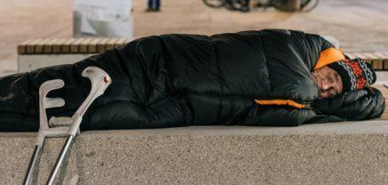 Schlafsäcke für den Winter: Store.me startet Charity-Aktion