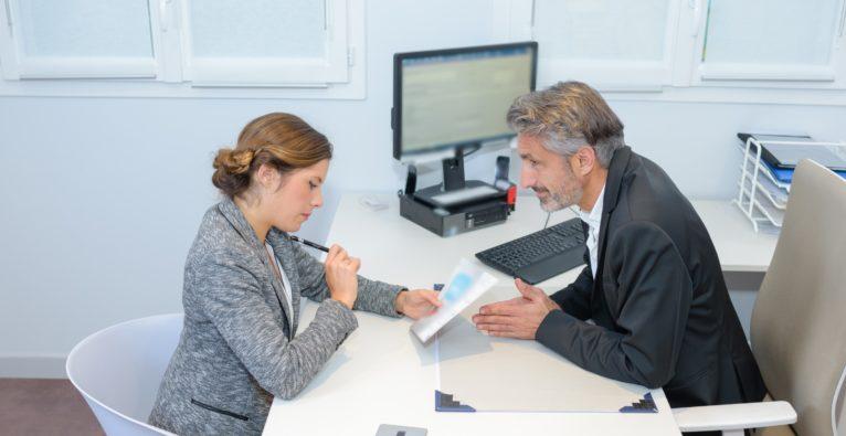 Mitarbeitergespräch: Richtig Feedback geben