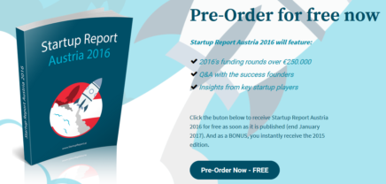 Startup Report Austria – 2016 mehr Fundings als im Vorjahr