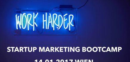 Startup Marketing Bootcamp