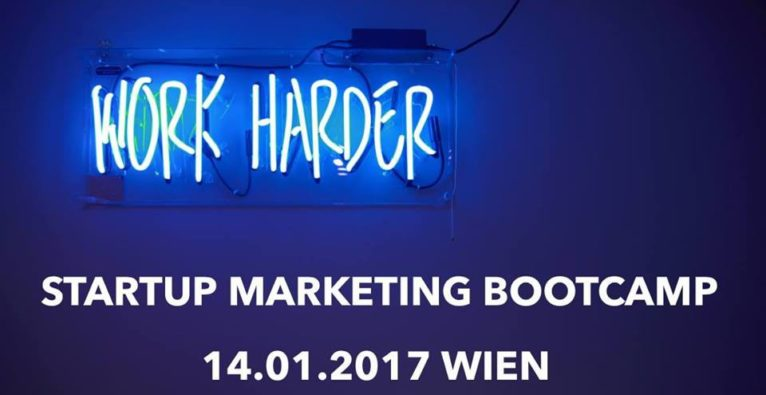 Startup Marketing Bootcamp