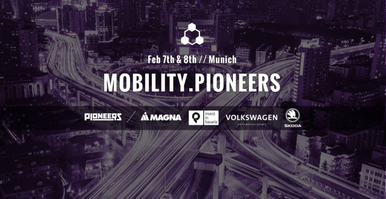 Mobility.Pioneers Munich