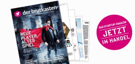 Brutkasten-Magazin #4: Neue Player altes Spiel