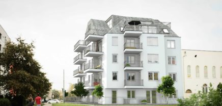 Home Rocket: 600.000 für Berliner Alfred-Kowalke-Straße
