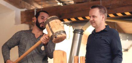 Seeanoli: Ein Tag jenseits des Tellerrands