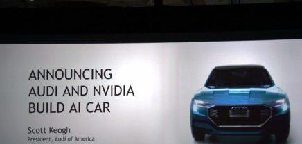 Selbstfahrende Autos von Audi und Nvidia schon 2020 auf den Straßen