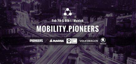 Mobility Pioneers kommt nach München