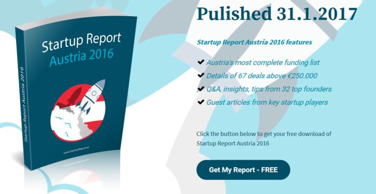 Startup Report Austria: 81,3 Millionen Euro für heimische Startups